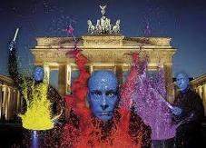 99 Blue Man Group In Berlin Neues 4 Hotel Der Ultimative