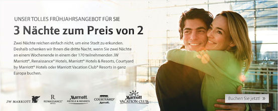 Marriott Angebot