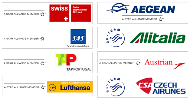 Top Europäische Fluggesellschaften