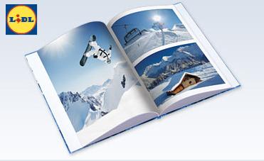 Lidl Fotobücher 20% Rabatt
