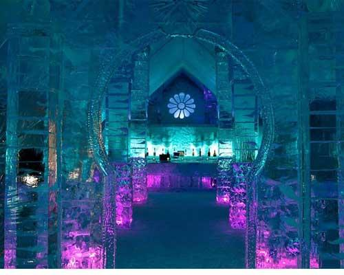 The Quebec City Ice Hotel, Kanada